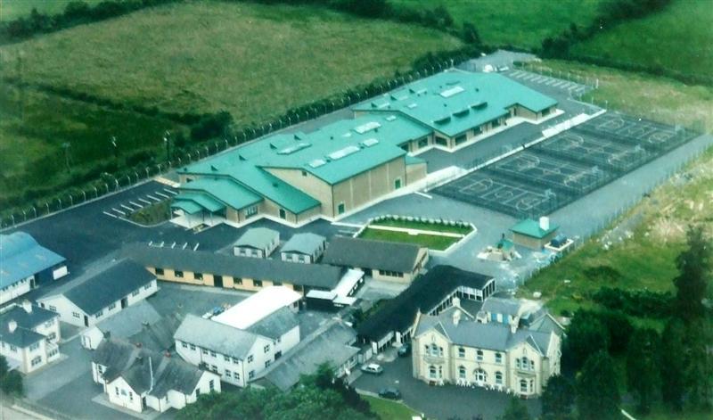 St. Josephs College Aerial View